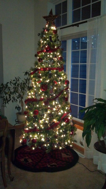2012 Lodge Tree