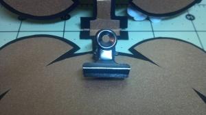 TCC 2013 Goal Calendar Clock Inside Binder Clip