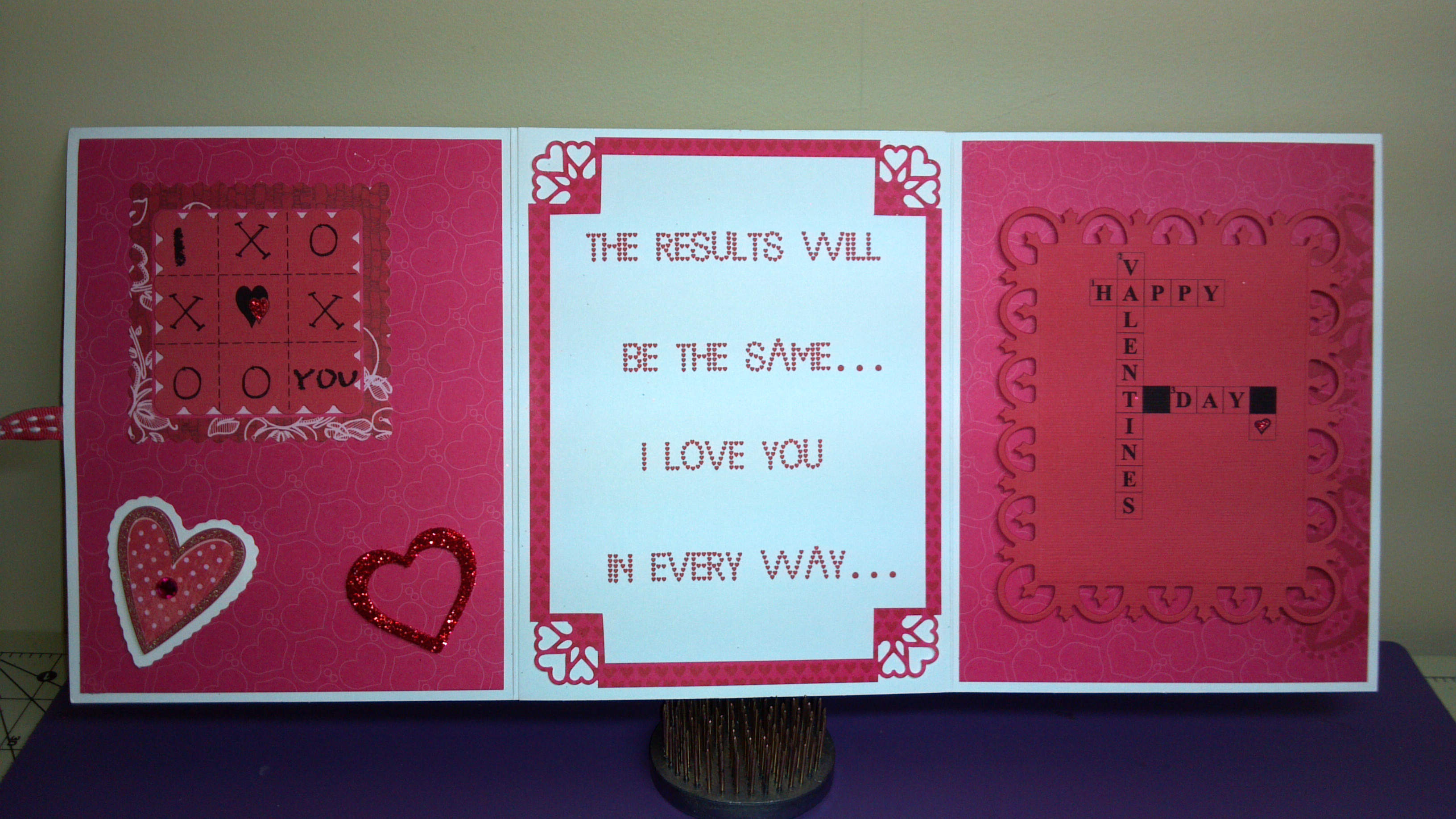 valentine's day card | The Sewgood Crafter