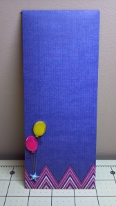 Button and String Envelope Front
