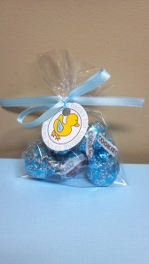 Hershey Kiss Treat Bag