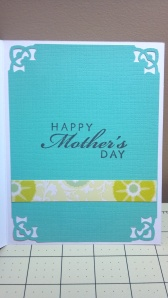 Mother's Day Card - Grandmother Inside