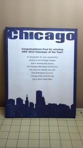 Certificate Flat Canvas