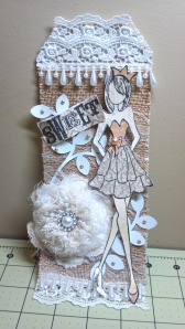 Happy Mail Prima Doll Tag