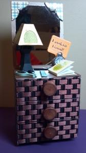 Dresser Box Angle View #1