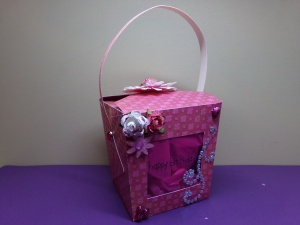 Chinese Takeout Birthday Box