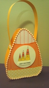 Crazy Candy Corn Treat Box