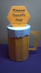 Boss's Day Beer Mug Box