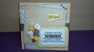 Valuable Treasure Birthday Card - View 2