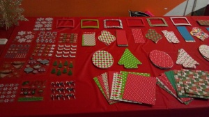 Card Making Event Display #2