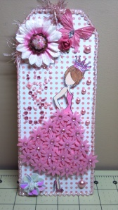 Pink Prima Doll Tag