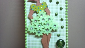 Green Prima Doll Tag Close Up 2