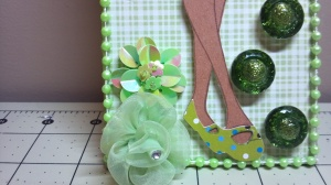 Green Prima Doll Tag Close Up 3