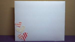 Birthday Love Envelope