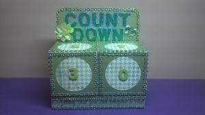 Countdown Calendar - View 2