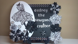 Craft Room Name Plate