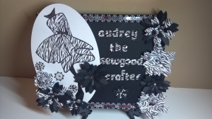 Craft Room Name Plate View 2
