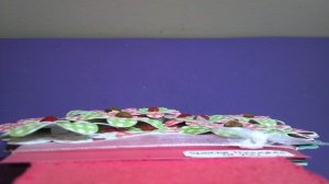 Flower Pot Shaped Card Dimension