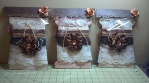 Turned Up Embellishment Swap Packaging