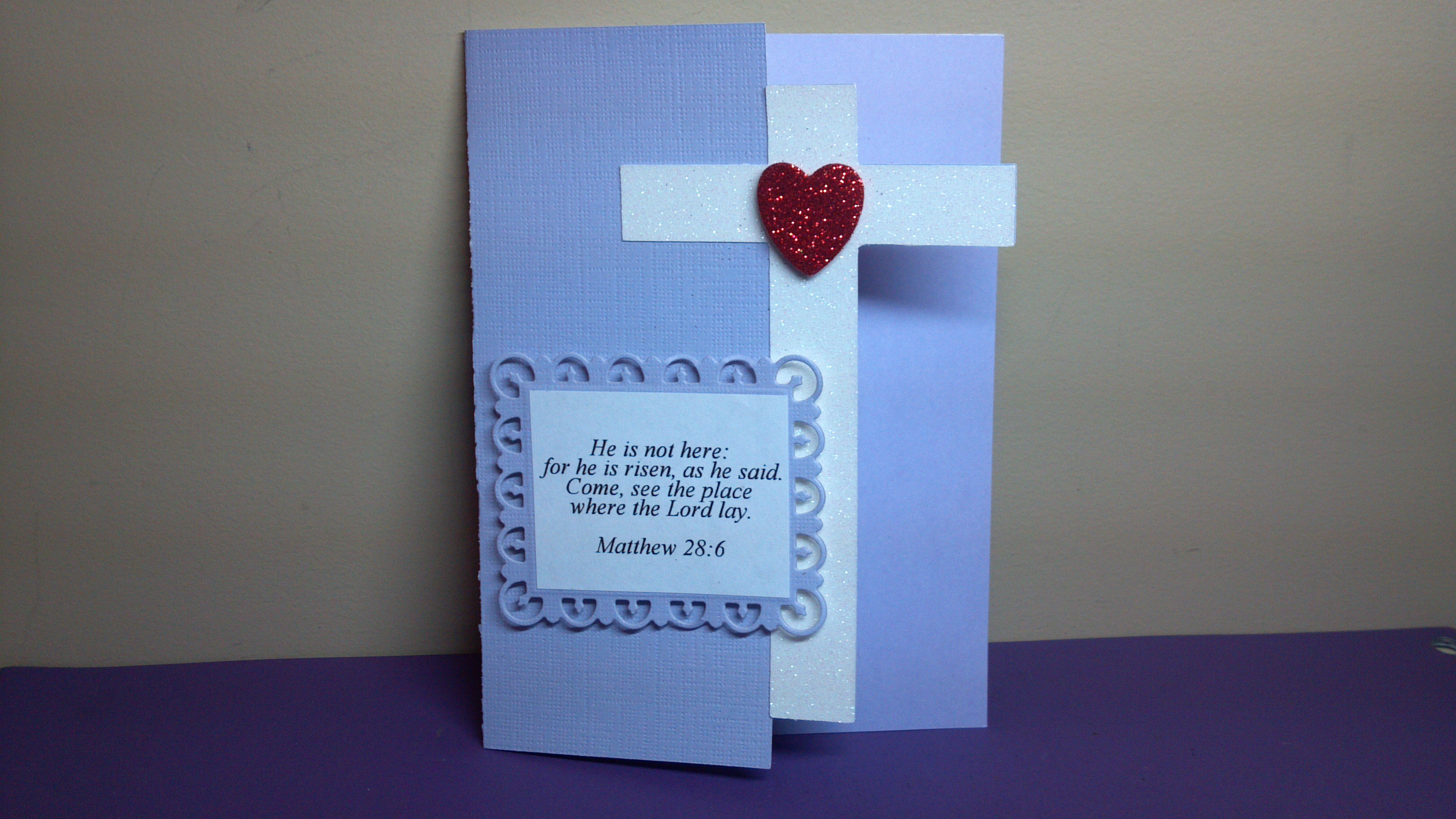 Easter Card – Religious Easter Cards to Make