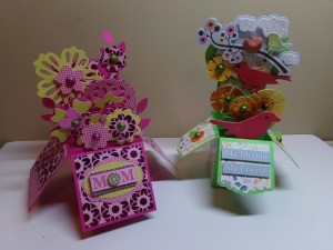 Mother's Day Box Cards