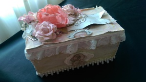 Shabby Box From Tmika