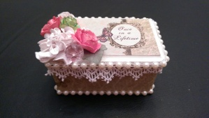 Shabby Box for Tmika
