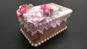 Shabby Box for Tmika Angle View