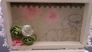Shabby Box for Tmika Inside Top