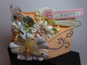 Birthday Bendy Card #4