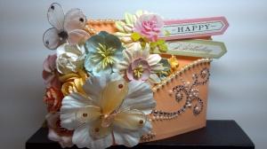 Birthday Bendy Card