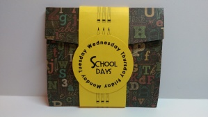 School Days Mini Folio