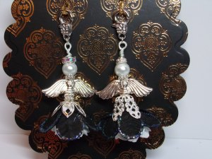 Pocket Full of Embellishment Swap - Angel Dangles