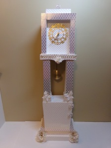 70th Birthday Clock