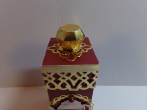 Tea Box Holder Top