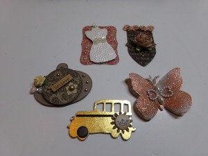 y Tiny Embellishments Assortment
