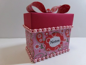 Post It Note Box
