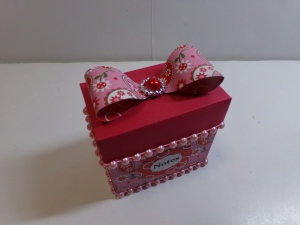 Post It Note Box Top View