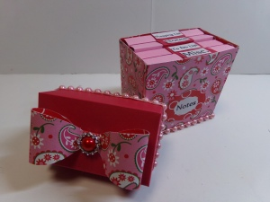 Post It Note Box Top Off