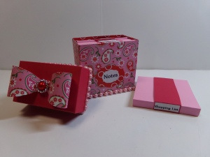 Post It Note Box Note Pad Out