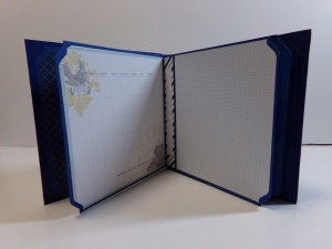 Masculine Mini Album - Second Type of Pages