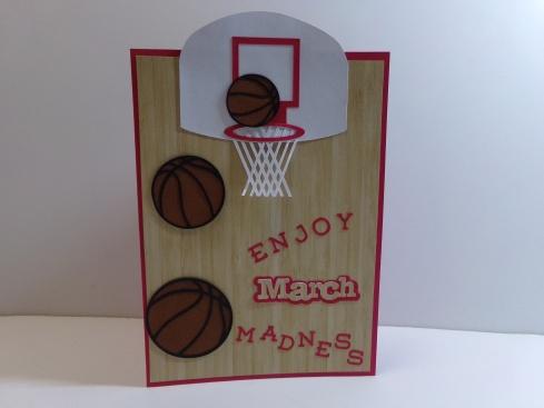 Man Card Mondays #5 - March Madness
