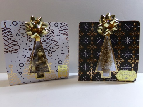 Christmas Tree Goodie Bag Holders