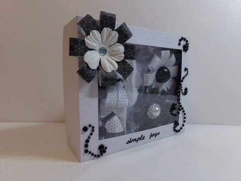 Gift Box With Divider